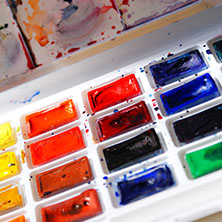 Malba Akvarelem Pro Zacatecniky A Mirne Pokrocile V Atelieru V